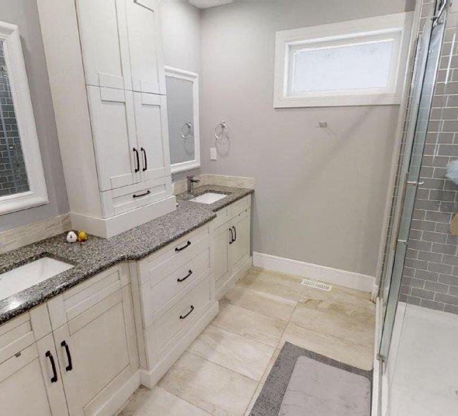 Home Reno Bathroom