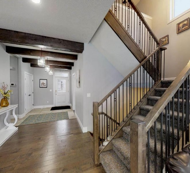 Home Reno Stairs