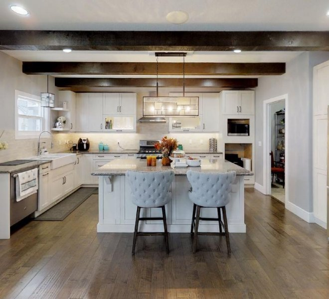 Home Reno Kitchen
